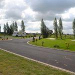 High Quality Caravan Park